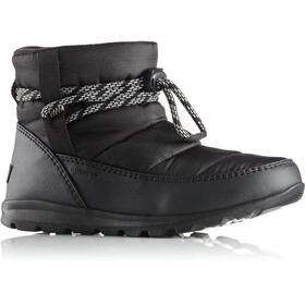 Sorel Whitney Short Boots Women Black
